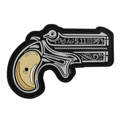 Hand Gun Patch