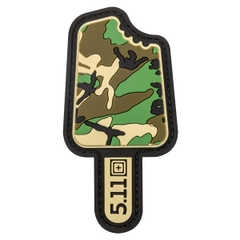 Camo Popsicle Patch