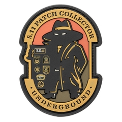 Patch Collectors Underground