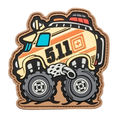 Camper Van Patch