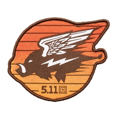 Flying Hog Patch
