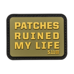 Patches Ruined My Life Patch