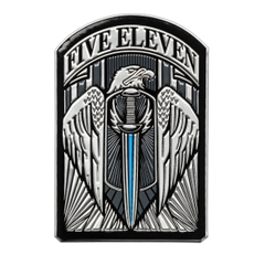 Thin Blue Line Eagle Patch