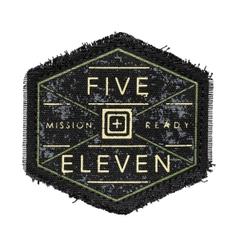 Mission Plaque Patch
