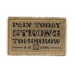 Strong Tomorrow Patch