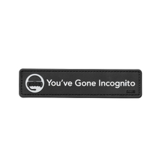 You've Gone Incognito Patch