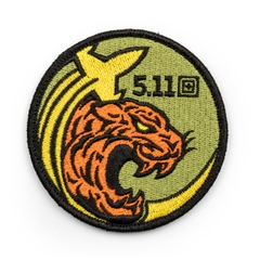 Astro Tiger Patch