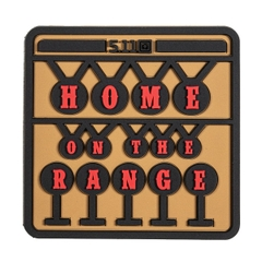 Home On The Range Patch