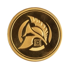 Spartan Coin Patch