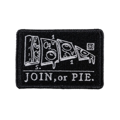 Join Or Pie Patch