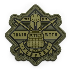 Train With Purpose Patch