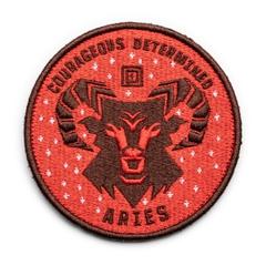 Aries Zodiac Patch