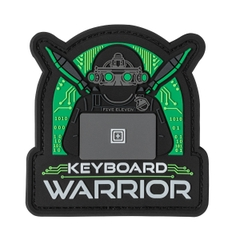 Keyboard Warrior Patch