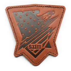 Electric Eagle Patch
