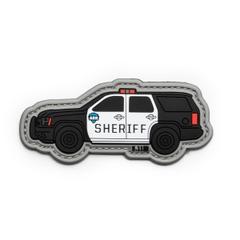 Sheriff Suv Patch