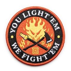 We Fight Em Patch