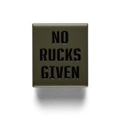 No Rucks Given Molle Clip