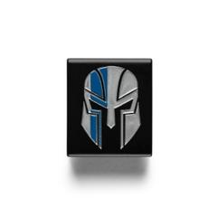 Thin Blue Line Gladiator Molle Clip
