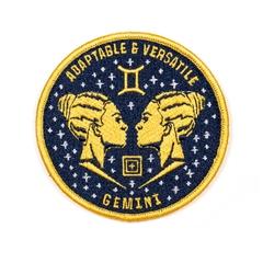 Gemini Zodiac Patch