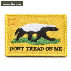 Don't Tread On Badger Patch