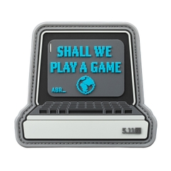 80'S Shall We Play Patch
