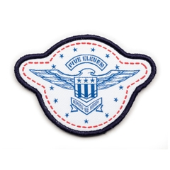 Earn Your Wings Patch