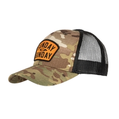 Sunday Gunday Trucker Cap