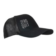 Zero Quit Trucker Cap