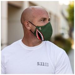 Comfort Mask - 2 Pack Printed
