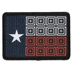 Reticle Flag Patch