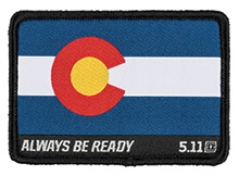 Colorado Flag Patch
