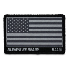 USA Flag Woven Patch