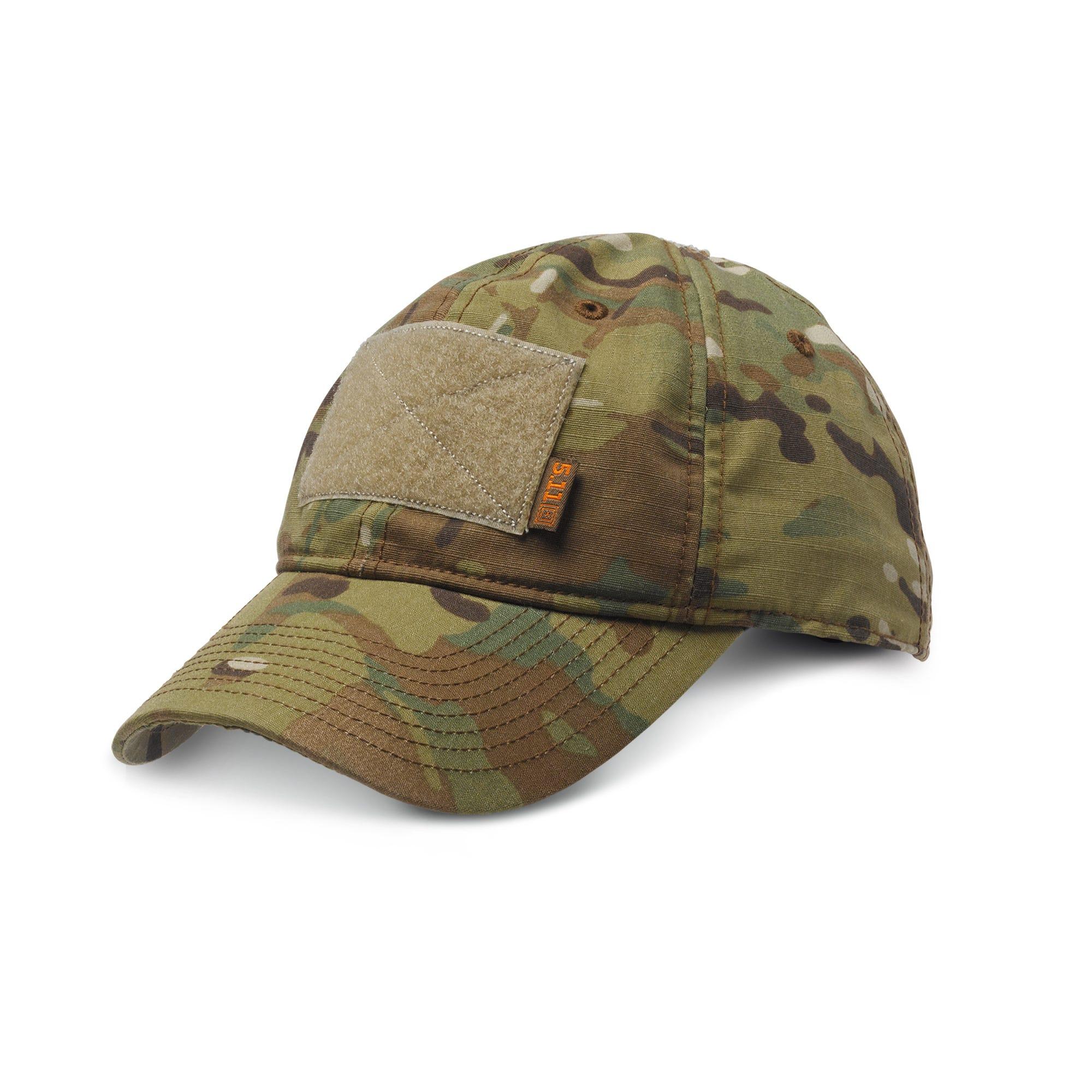 5.11 Tactical Men's MultiCam Flag Bearer Cap (Camo) thumbnail