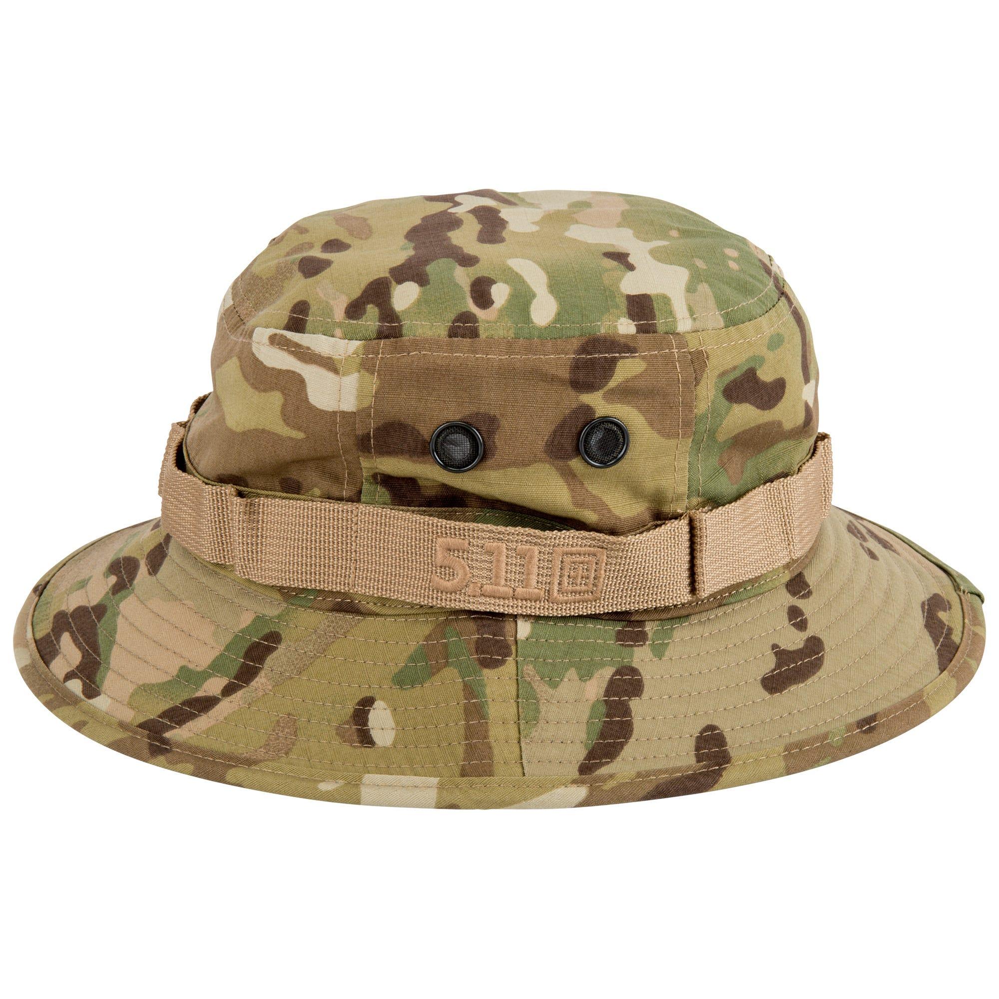 5.11 Tactical Men's 5.11 MultiCam Boonie Hat (Camo;Multi) thumbnail