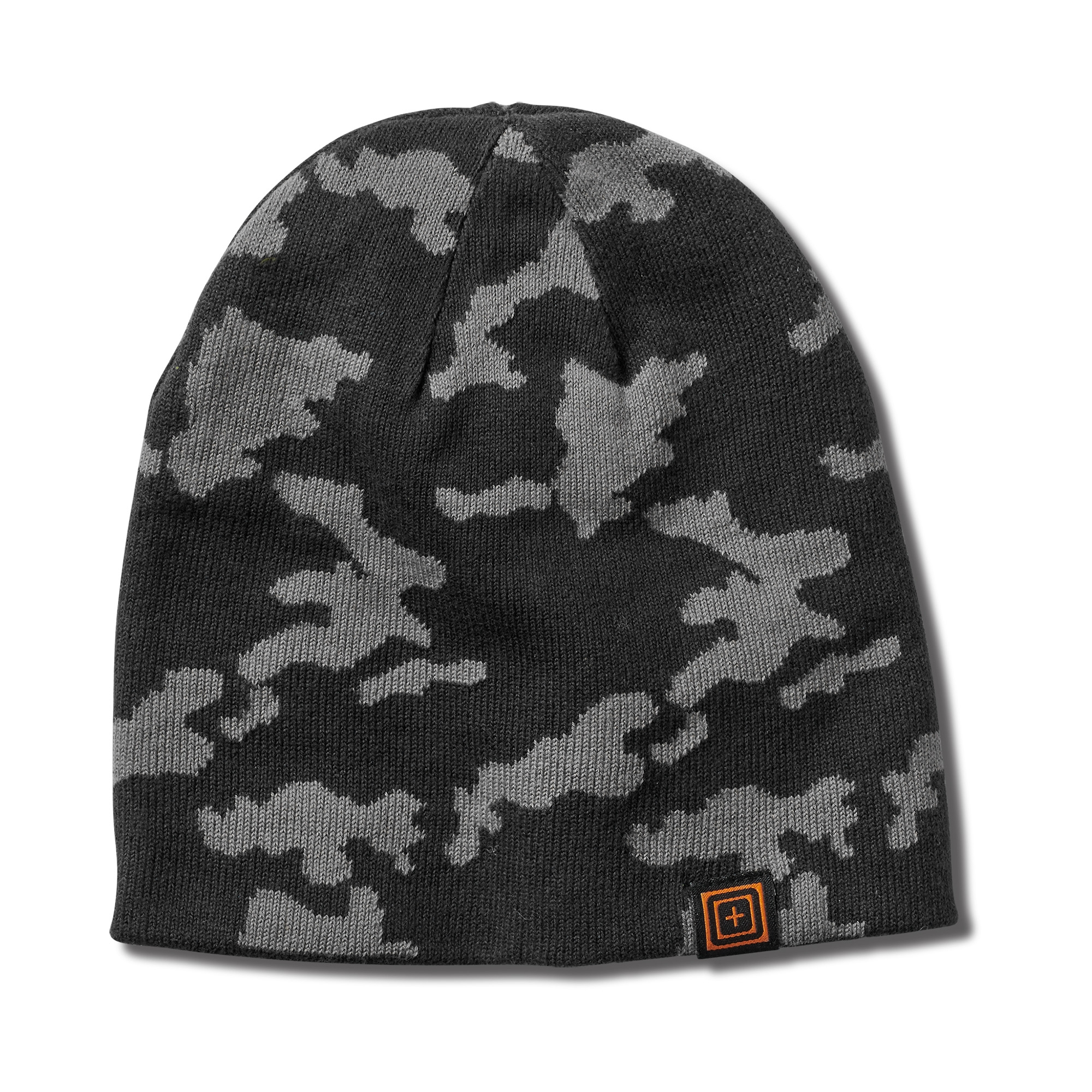 5.11 Tactical Men's Jacquard Beanie (Black) thumbnail