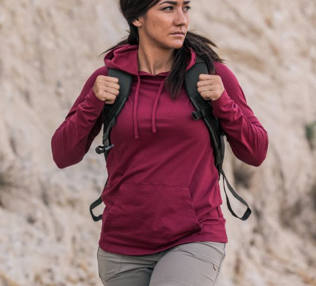Women's Cruiser Performance Hoodie