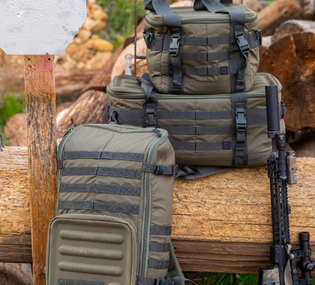 Shop Tactical Bags - Duffel, Range Bags & Packs - 5 11 Tactical