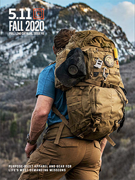 5.11 Fall 2020 Full Line Catalog