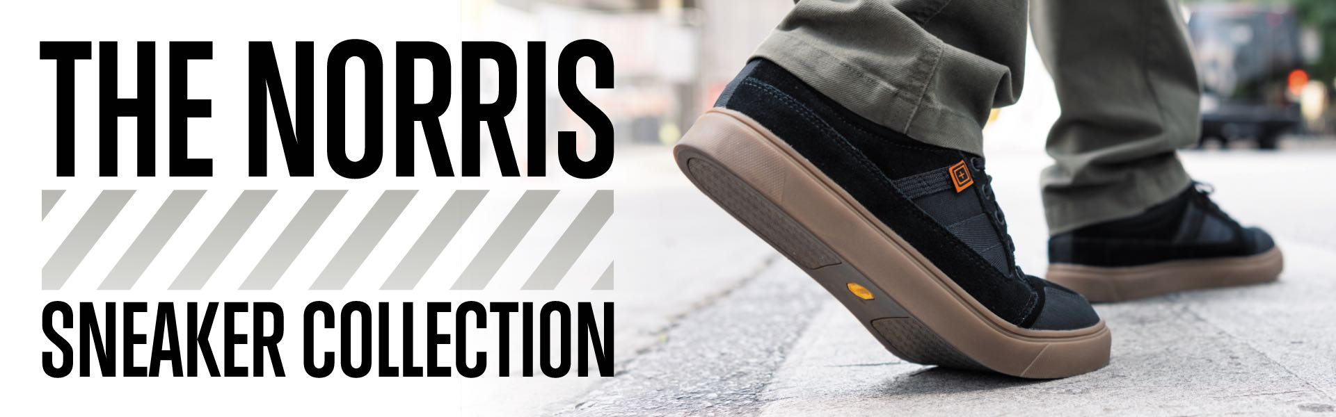 THE NORRIS SNEAKER COLLECTION | 5.11 NORRIS SNEAKERS