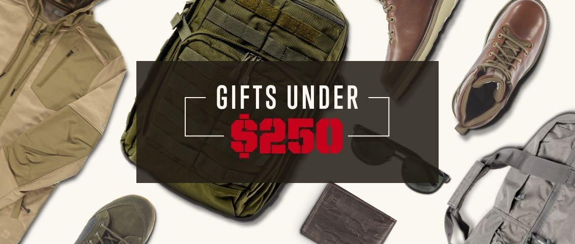 Gifts Under $250