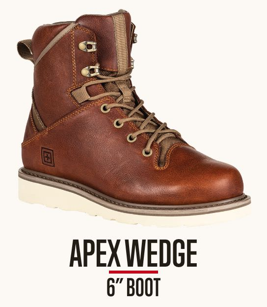 Apex Wedge Boot