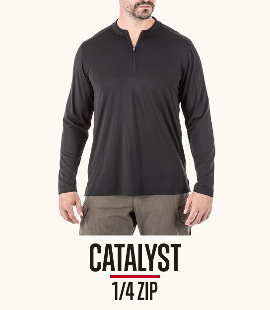 Catalyst Quarter Zip