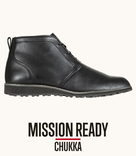 Mission Ready Chukka