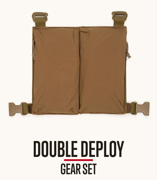 Double Deploy Gear Set