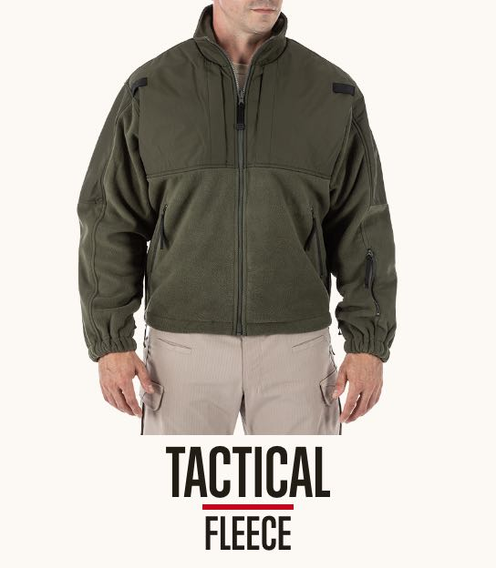 Tactical Fleece