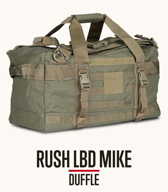 RUSH LBD Mike Bag