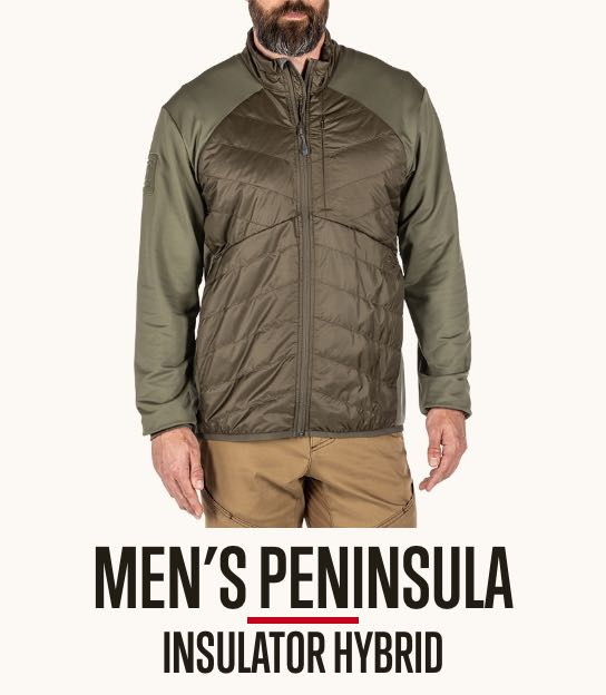 Men's Peninsula Hybrid Jacket