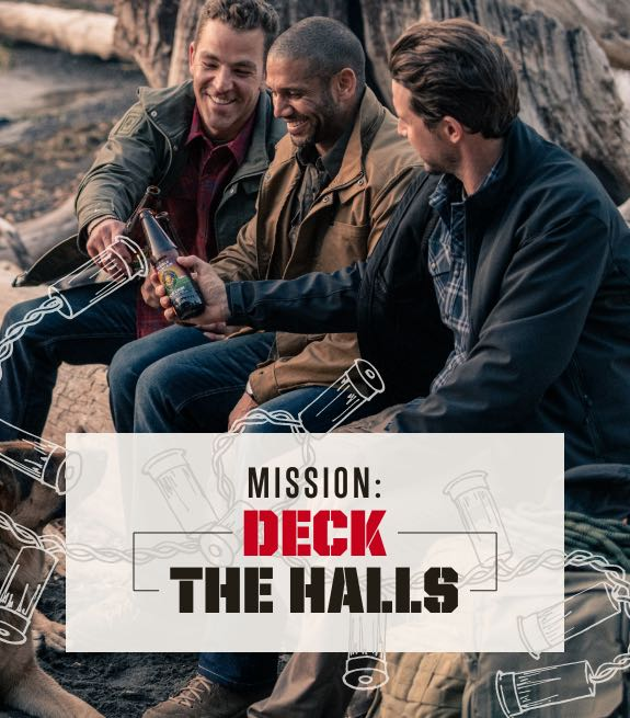 Mission Deck the Halls