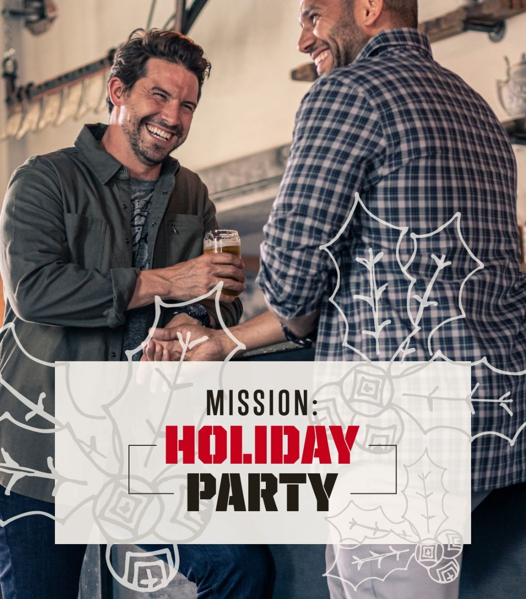 Mission Holiday Party