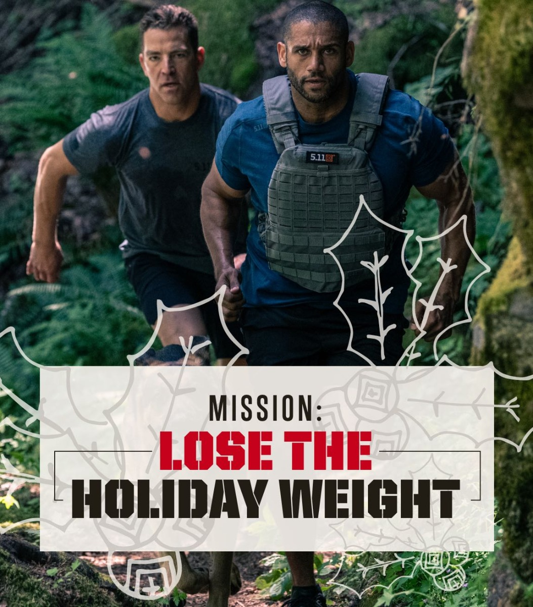 Mission Lose the Holiday Weight